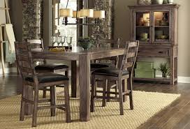 august grove aylin counter height extendable dining table