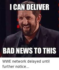 Wwe Network Meme - 25 best memes about bad news barrett bad news barrett memes