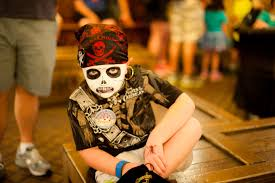 Pirate Makeup For Halloween Tips For The Pirates League At Magic Kingdom