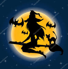 halloween witch pictures halloween witch u2014 stock vector lindwa 5649871