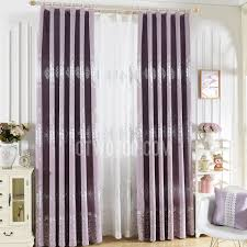 Purple Bedroom Curtains Purple Linen Bedroom Curtains Paisley Pattern