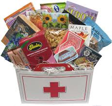 canada gift baskets the get well gift basket calgary alberta canada calgary get well