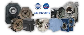 gear reducers for electric motors