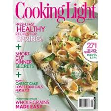 cooking light subscription status 5 amazon grocery credit with cooking light or real simple subscription