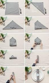 how to fold napkins for a wedding ways to fold a napkin how to fold silk flowers and napkins