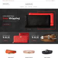 fabric website templates