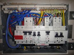 how does my diy effort at a consumer unit look diynot forums