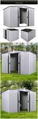 backyards compact backyard storage shed ideas 47 outdoor box b