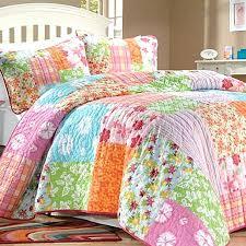 Walmart Girls Bedding Walmart Bedding Twin Quilts Target Bedding Sets Quilts Rainbow