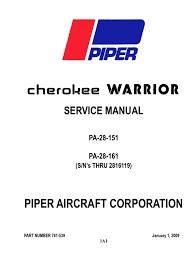 piper 761 539 warrior mx v2009 rudder aircraft flight control