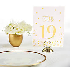 table number card holders wedding place card holders party city