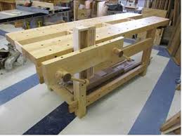 Building Woodworking Bench The Great Tool Tray Debate Popular Woodworking Magazine