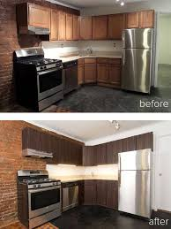 Buying Kitchen Cabinets Online by Panyl Diy Furniture Wraps The Easy Way To Customize Your Furniture