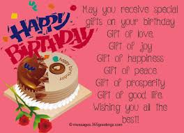 Happy Birthday Wish You All The Best In Birthday Wishes For Brother Birthday Messages Birthdays And