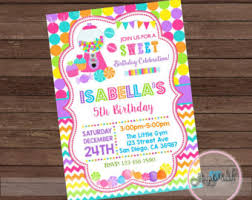 candyland invitations candyland invitations in support