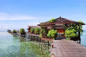 kapalai island resort in sabah malaysia asia