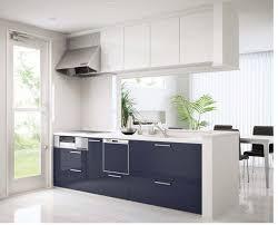 superb kitchens with black tile kitchen furniture current blue high gloss kitchen cabinet