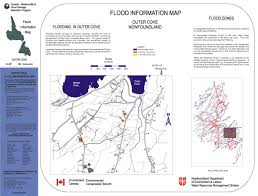 Newfoundland Canada Map by Flooding In Newfoundland And Labrador Environment And Climate Change