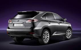 lexus rx 450h plugin new car review 2013 lexus rx 450h