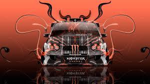orange subaru wrx monster energy subaru impreza wrx sti jdm front super plastic car