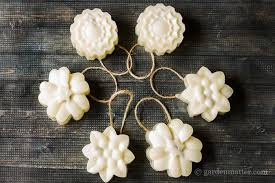 scented beeswax ornaments to brighten your tree hearth vine