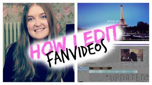 how to make fan video edits how to make a fanvideo updated youtube