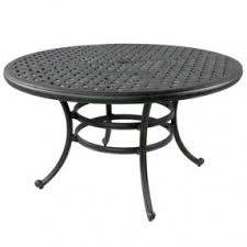 Aluminum Patio Dining Table Aluminum Patio Dining Tables Foter