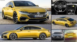 volkswagen arteon 2018 breaking news