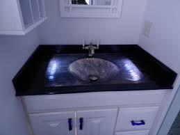 vessel sinks u0026 vanity combos kiln formed amanda taylor