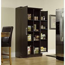 Kitchen Storage Cabinets Sauder Home Plus Dakota Oak Storage Cabinet 411572 The Home Depot