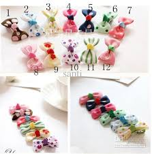 hair accessories for kids grosgrain hair bow mixed colors bows toddler hair