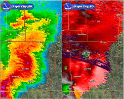 South Dakota County Map May 22 2016 Tornadoes In South Central Sd