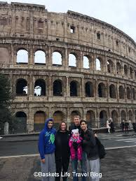 best way to see the colosseum rome tips for visiting the colosseum with tips for family