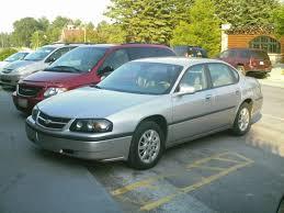 2005 chevrolet impala partsopen
