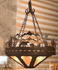 Log Cabin Lighting Fixtures Family Log Cabin Chandelier Rustic Pinterest Cabin