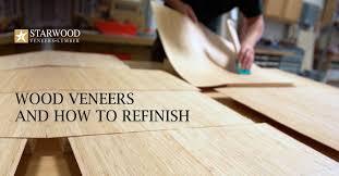 how to wood veneer furniture wood veneers and how to refinish starwood veneers lumbers
