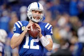 steelers thanksgiving andrew luck out for thanksgiving matchup against the steelers sb
