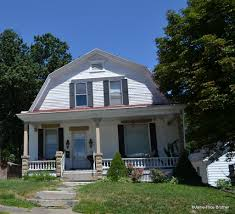 Dutch Colonial Style Dutch Colonial Revival U201ctwins U201d Mt Sterling Kentucky Gardens