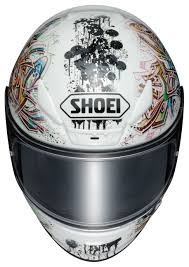 shoei helmets motocross shoei rf 1200 graffiti helmet cycle gear