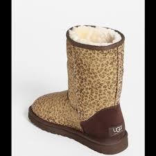 s ugg boots 11 ugg shoes ugg australia leopard print boots from