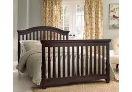 Crib Converts To Bed Oakland Size Conversion Kit Bed Rails In Espresso By Suite Bebe