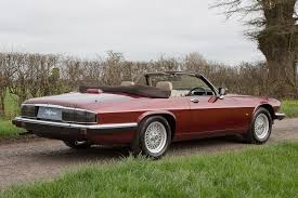 jaguar xjs 5 3l convertible 1993 dillybrook classic cars
