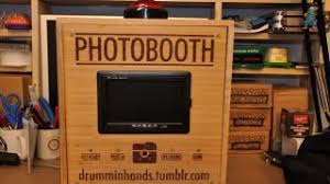 how to build a photo booth make your own photo booth with a raspberry pi
