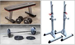 Cheap Weight Bench With Weights Creating A Quality Garage Gym On A Budget