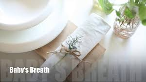 baby s breath flowers diy crepe paper baby s breath