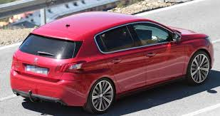 peugeot 308 2015 2015 peugeot 308 gti news reviews msrp ratings with amazing