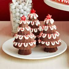 peanut butter cup trees family circle