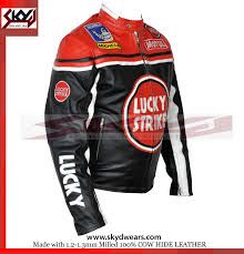 all black motorcycle jacket lucky strike archives skydwears
