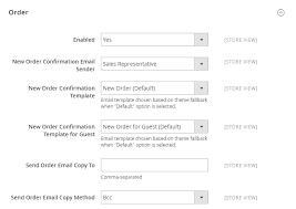 how to configure sales email in magento 2 tutorials u2013 mageplaza