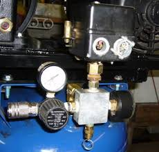 campbell hausfeld air compressor upgrade oil less 5 cfm to twin